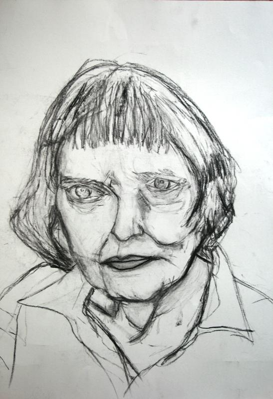 portret bij verhaal Helga